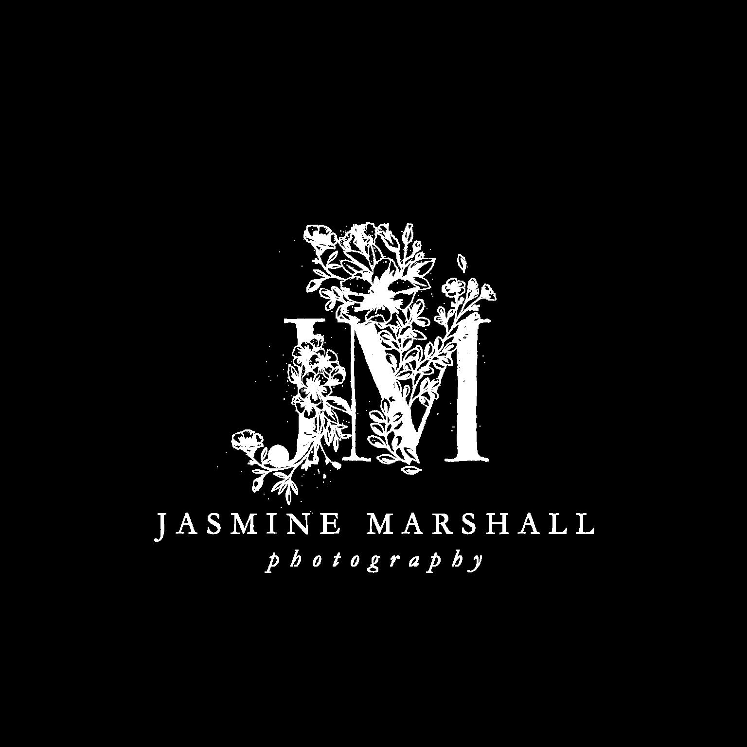 Newborn Photographer Photographer, Jasmine Marshall Logo